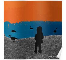 Girl and the Geese 2012 Poster
