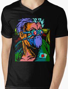 The Screamer Mens V-Neck T-Shirt
