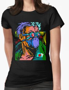 The Screamer Womens Fitted T-Shirt