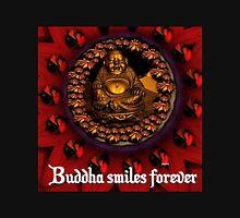 Buddha smiles forever Unisex T-Shirt