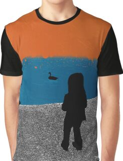 Girl and the Geese 2012 Graphic T-Shirt
