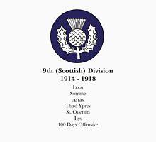 9th (Scottish) Division Unisex T-Shirt