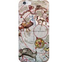 Celestial Chart (Northern Hemisphere) iPhone Case/Skin