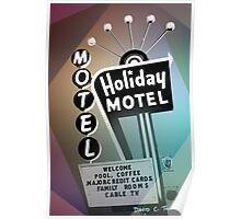 Vegas Motel Poster