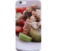 Greek Salad iPhone Case/Skin