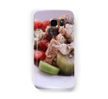 Greek Salad Samsung Galaxy Case/Skin