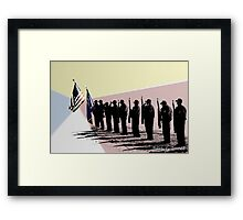 Memorial Day 2014 Framed Print