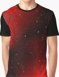 Starscape Galaxy Graphic T-Shirt