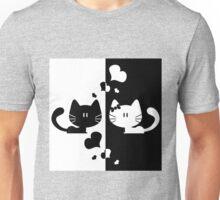 Cute kittens Unisex T-Shirt