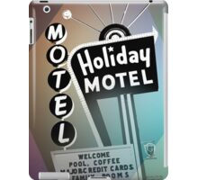 Vegas Motel iPad Case/Skin