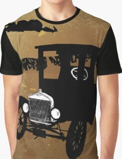 Model T 2011 Graphic T-Shirt