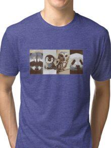 The cute crew Tri-blend T-Shirt