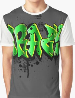 Just a crazy tag Graphic T-Shirt