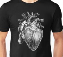 Sketchy Heart Unisex T-Shirt