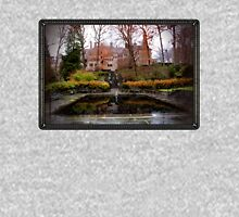 Winterthur Estate with Reflecting Pool Unisex T-Shirt