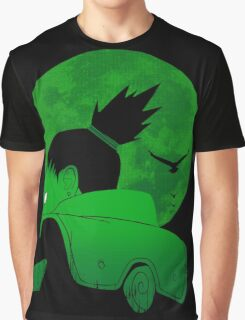 Shikamaru Graphic T-Shirt