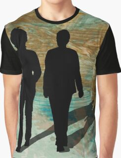 On a Walk Graphic T-Shirt