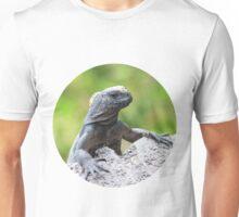 The Snooty Iguana - Comical Animals Unisex T-Shirt