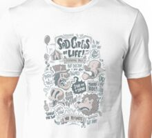 Sad Circus of Life Unisex T-Shirt