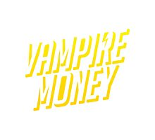 Vampire Money 2 Photographic Print