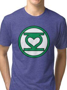 Lantern Love Tri-blend T-Shirt