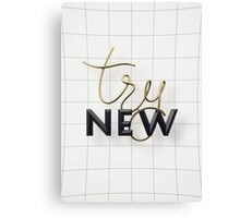 Try New Canvas Print