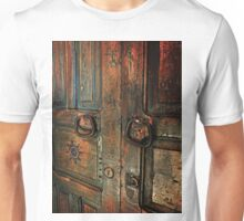 Door of Many Colors Unisex T-Shirt