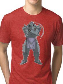 Alphonse Elric Tri-blend T-Shirt
