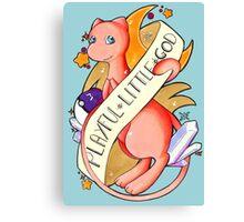 #151 Mew - A Playful Little God  Canvas Print
