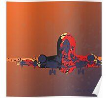 The Landing Plane 2012 Poster