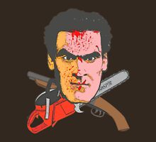 Blades And Boomsticks  Unisex T-Shirt