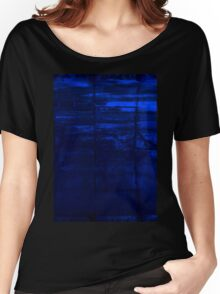 Blocks Of Blue Women's Relaxed Fit T-Shirt