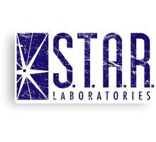 Star Labs Blue Canvas Print