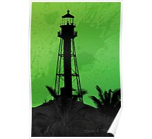 Sanibel Lighthouse 2011 Poster