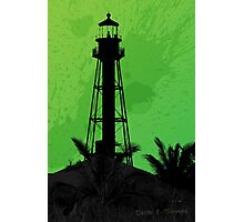Sanibel Lighthouse 2011 Photographic Print
