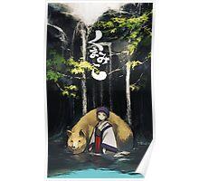 Original Kuma Miko  Poster