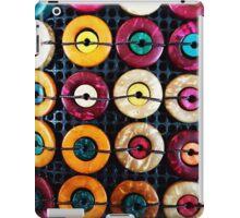 Colourful beads iPad Case/Skin