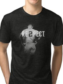 Derek jeter handsome Tri-blend T-Shirt