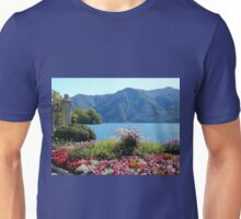 The Shores of Lake Lugano Unisex T-Shirt