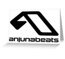 Anjunabeats Greeting Card