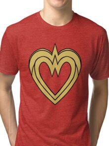 Heart of a Warrior  Tri-blend T-Shirt