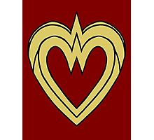 Heart of a Warrior  Photographic Print