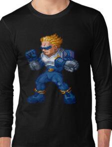 Captain Commando Long Sleeve T-Shirt