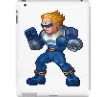 Captain Commando iPad Case/Skin