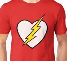 Racing Heart Unisex T-Shirt