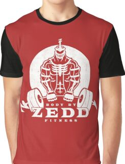Body by Zedd Graphic T-Shirt