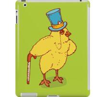 LIttle Chicken Gentleman iPad Case/Skin