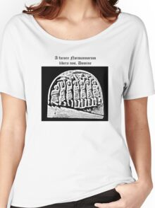 A furore Normannorum libera nos, Domine Women's Relaxed Fit T-Shirt