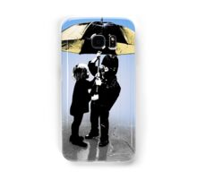 Sharing The Umbrella 2015 Samsung Galaxy Case/Skin