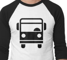 Bus Men's Baseball ¾ T-Shirt